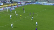 Ljajic segna allo scadere la rete che sancisce la vittoria della Fiorentina sul Brescia