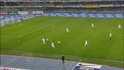Spolli scalcia da dietro Gilberto e viene espulso nel derby di Verona