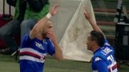 Il goal di De Silvestri sblocca il risultato tra Sampdoria e Cagliari