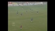 Shevchenko vicino al goal nel derby, ma Toldo riesce a respingere il suo tiro