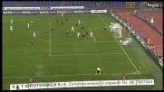 Kolarov pericoloso, il palo e Marchetti salvano il Cagliari