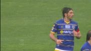 Al Friuli Lucarelli fulmina Handanovic con un goal da bomber