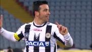 Di Natale scongela la gara contro il Chievo con un goal di testa