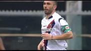 Di Vaio implacabile: il suo goal vale il blitz del Bologna a Livorno