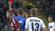 Felipe viene espulso contro il Milan