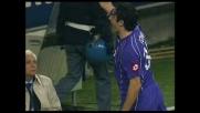 Toni implacabile sotto porta, Fiorentina in vantaggio sul Milan