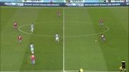 Callejon grazia la Lazio sbagliando il goal a tu per tu con Marchetti