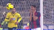 Berisha nega il goal di tacco a Bianchi