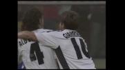 Rigore e goal per Albertini: la Lazio raddoppia contro la Sampdoria