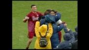 Colombo firma la storica vittoria del Livorno sul Milan