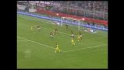Chievo in vantaggio a San Siro con un goal di Pellissier