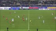 Il poker della Lazio contro il Cagliari porta la firma di Ederson