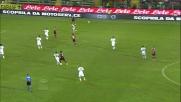 Goal di Honda per il raddoppio contro il Parma
