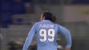 Il goal di Floccari sblocca Lazio-Napoli