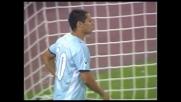 Frey respinge l'attacco della Lazio, grande parata in uscita su Zarate