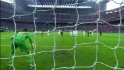 Stekelenburg devia in corner il missile di Ibrahimovic da punizione