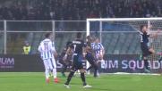Il primo goal di Caldara in Serie A regala tre punti all'Atalanta contro il Pescara