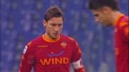 Gillet para il rigore a Totti! La Roma non raddoppia contro il Bari