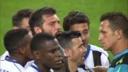 Bruno Fernandes protesta e viene espulso contro il Milan
