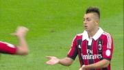 El Shaarawi castiga Brkic con un goal da fuori area