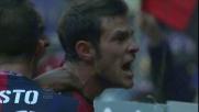 Flore Flores segna un goal di rapina e agguanta il Milan