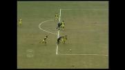Doppio intervento decisivo di Marchegiani che evita il goal a Rocchi e Bazzani