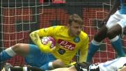 Gabriel esordisce in campionato parando il rigore a Bruno Fernandes