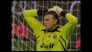 Goal di Conti su punizione: Cagliari avanti con il Milan