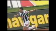 Di Natale ristabilisce la parità tra Udinese e Parma con un goal di testa