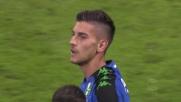 Pellegrini illude il Sassuolo segnando il goal dell'1-3 contro il Milan
