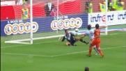 Il goal di Mauri regala il successo alla Lazio sul Brescia