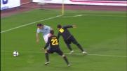 Foggia con i suoi dribbling è incontenibile contro il Bologna