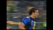 Goal di testa di Doni su calcio d'angolo che porta Atalanta e Cagliari sul 3-3