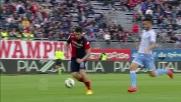 Finta e ripartenza di Balzano contro la Lazio
