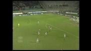 Capuano segna il goal del 4-0 con cui il Palermo affossa l'Ascoli