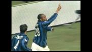 La doppietta di Suazo stende il Livorno, l'Inter vince 2-0