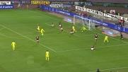 Doppio dribbling di Mertens, imprendibile per il Milan: Abbiati disinnesca l'azione