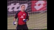 Agliardi risponde ancora a Kolarov e salva il Palermo