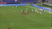 Il goal di Joao Pedro riduce lo svantaggio del Cagliari contro la Lazio