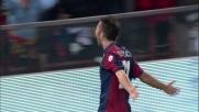 La deviazione di Antonelli permette al Genoa di pareggiare contro il Palermo