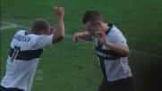 Cassano porta il Parma sul 2 a 0 contro il Milan