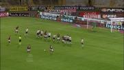 La punizione di Diamanti regala il goal vittoria al Bologna contro il Cagliari