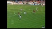 Cervone respinge il destro potente di Rijkaard da fuori area