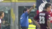 Emeghara trattiene Morleo: rigore per il Bologna a Livorno