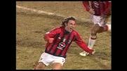 Pirlo non perdona, suo il goal del successo del Milan a Bergamo