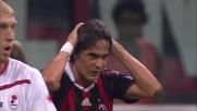 Inzaghi cerca il goal vittoria ma Ranocchia gli dice di no
