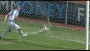 Goal di capitan Rocchi e Lazio avanti a Livorno