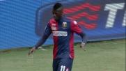 Il bad boy Niang fa volare il Genoa: 2-0 al Verona