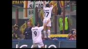 Grande azione del Messina: Giampà sigla il pareggio contro il Milan