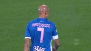 Pallonetto di Maccarone, conclusione sul fondo: spreca l'Empoli contro il Milan